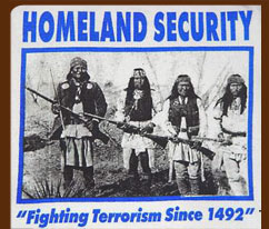 Homeland Security a Matter of perspective