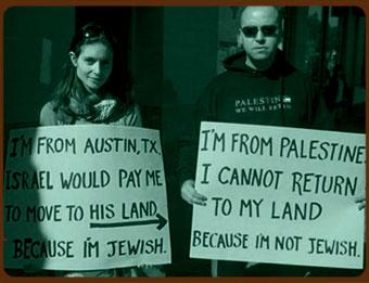 I am not Jewish so I am homeless