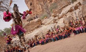 Dogon Religious ceremony