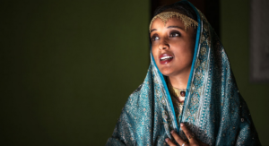 Hararee Muslim Lady from Ethiopia