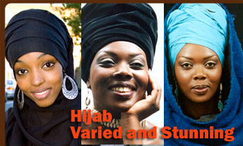 Hijabs in Africa