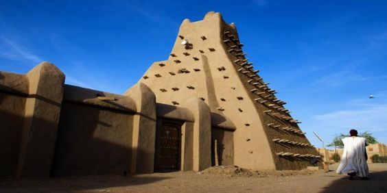 Mosque at Timbuktu