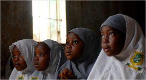 Muslim African Girls