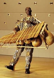 Balafon West African Classical instrument