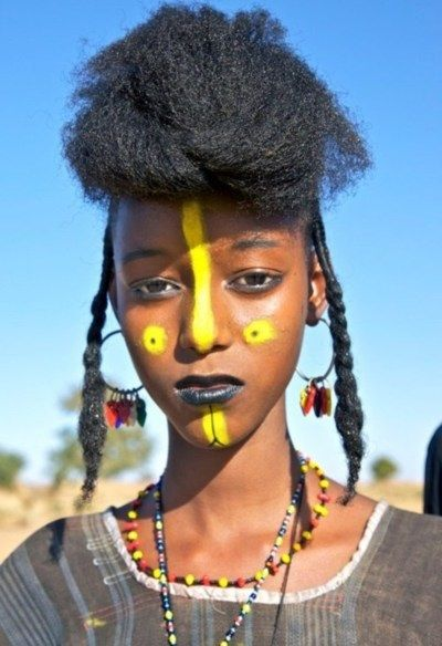 Fulani Woman in Niger
