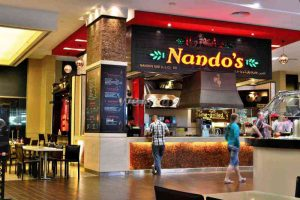 Nandos Exploited Peri Peri sauce owned by Europeans
