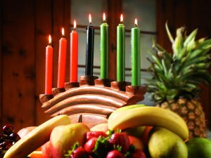 First Fruits: Kwanzaa