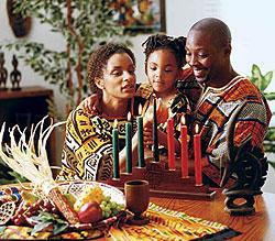 African Family @ Kwanzaa