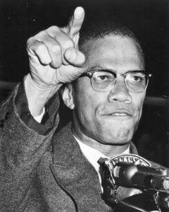 Malcolm X was more than an X on a Baseball Cap