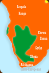 Khoisan populations and religion in Africa