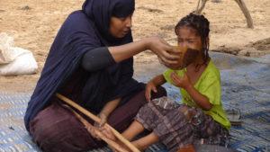Force Feeding Children