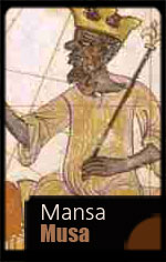 Mansa Musa of Islamic Africa
