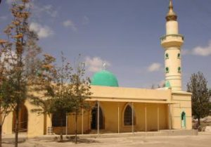 First Mosque in Africa (Ethiopia)