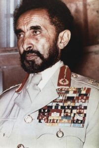 Haile Selassie was one type of African look