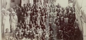 African Children Victims of the Arab Slave Trade