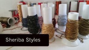Sheriba African rayon