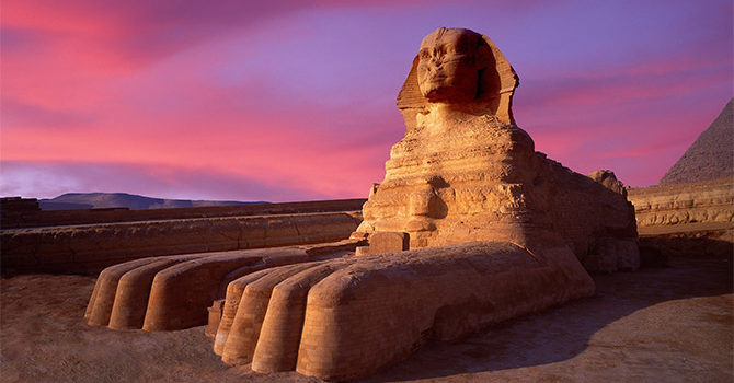 Greece Studied From Ancient Egypt