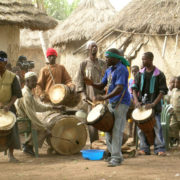 Music and Dance in African Religions