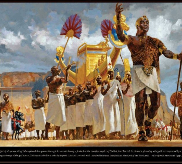 Race in Ancient Egypt: Black Pharaohs?