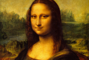 Mona Lisa-- priceless