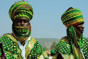 Muslim Hausa in Nigeria