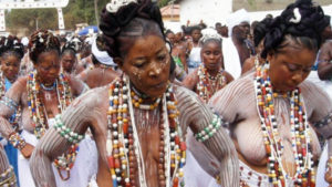 Togo: Dances, trances, the story of angry gods, and a mysterious sacred stone
