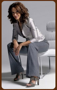 Jennifer Beals has African heritage