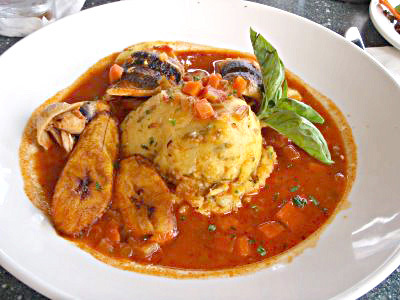 CouCou and Flying Fish, African influences