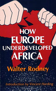 How Europe underdeveloped;oped Africa