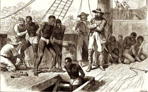 Enslaved Africans Transported