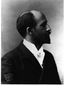 Du Bois, icon of Pan-Africanism