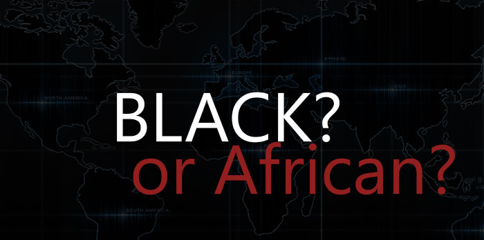Black or African | Connecting with our Roots