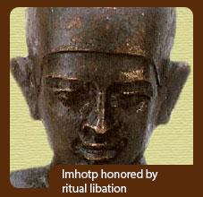 Imhotep Libation Ritual