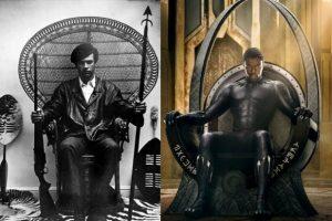 Black Panther of Black Panther
