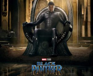 Black Panther film White Hunter project